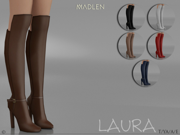 Madlen Laura Boots by MJ95
