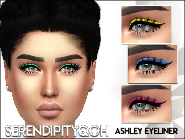 Ashley Eyeliner by SerendipityQOH