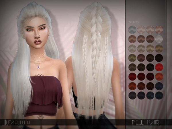 Nelli Hair by Leah Lillith