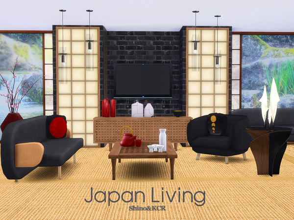 Japan Living by ShinoKCR