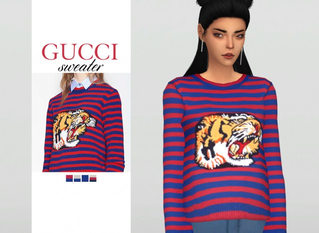 Gucci Sweater by Waekey