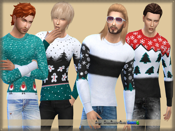 Christmas Sweater by bukovka