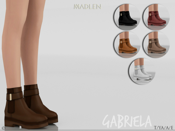 Madlen Gabriela Boots by MJ95
