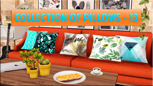 Collection of Pillows - 13 by victorrmiguell
