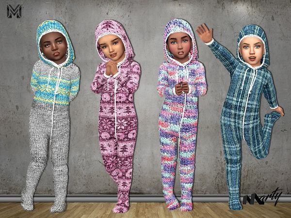 MP Toddler Comfy Wool Outfit by MartyP