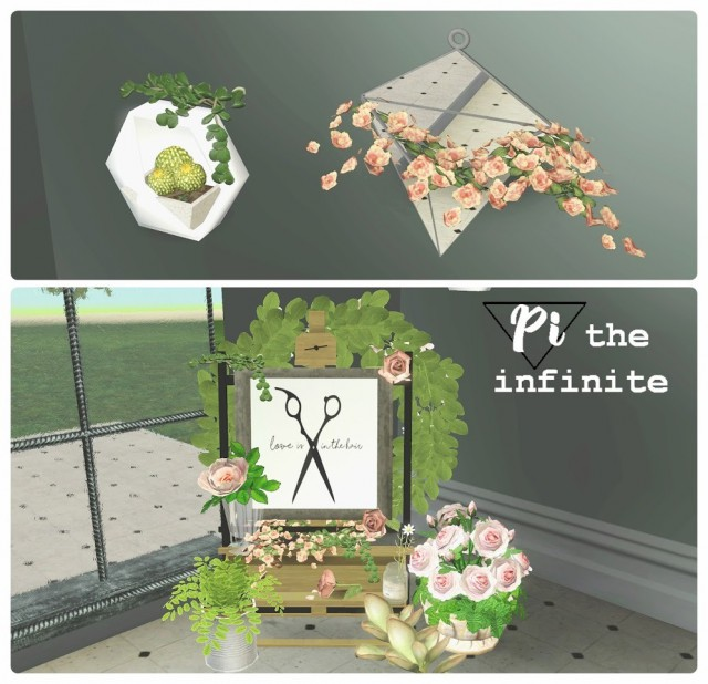 Artistic Display Set by Pitheinfinite