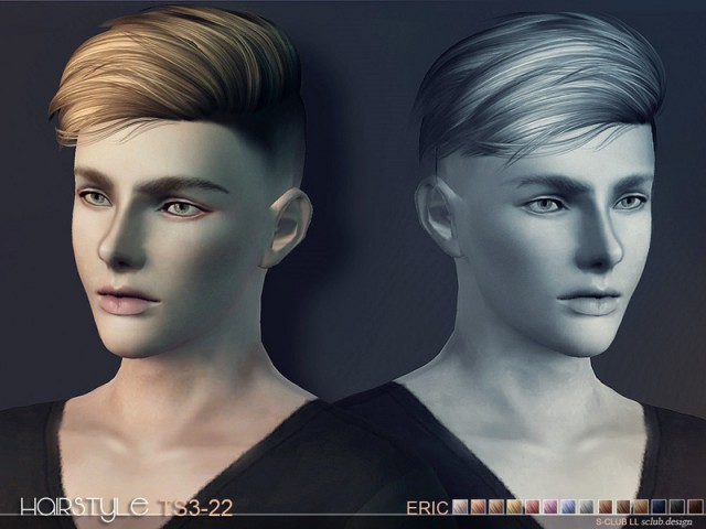 HAIR TS3--22 by S-Club