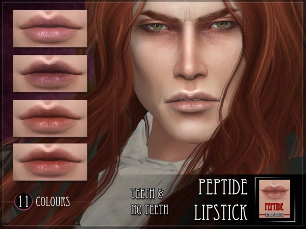 Peptide Lipstick - unisex by RemusSirion