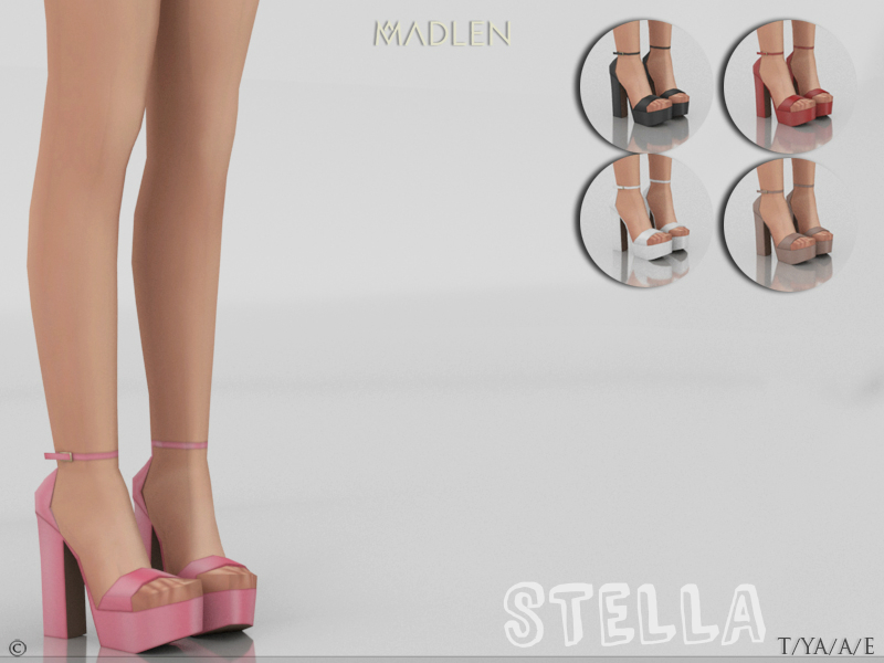 Madlen Stella Shoes by MJ95