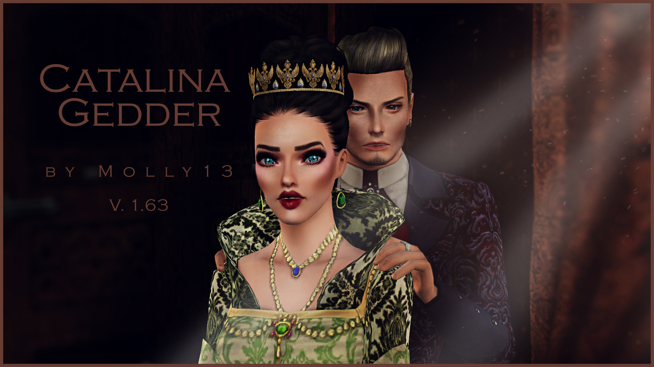 Catalina Gedder by Molly13