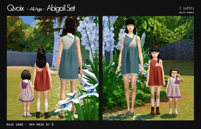 ~All Age~ Abigail Set by Qvoix