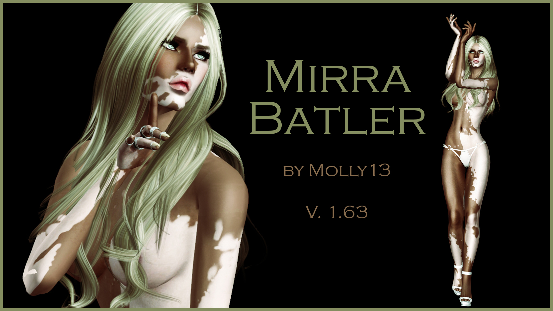 Mirra Batler by Evi_Nord
