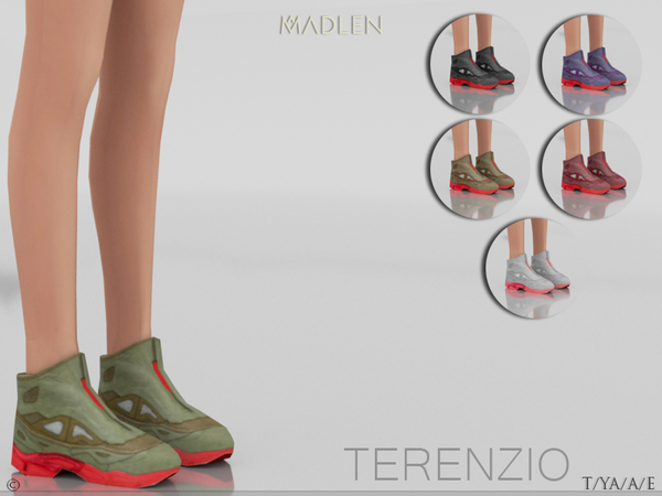 Madlen Terenzio Shoes by MJ95