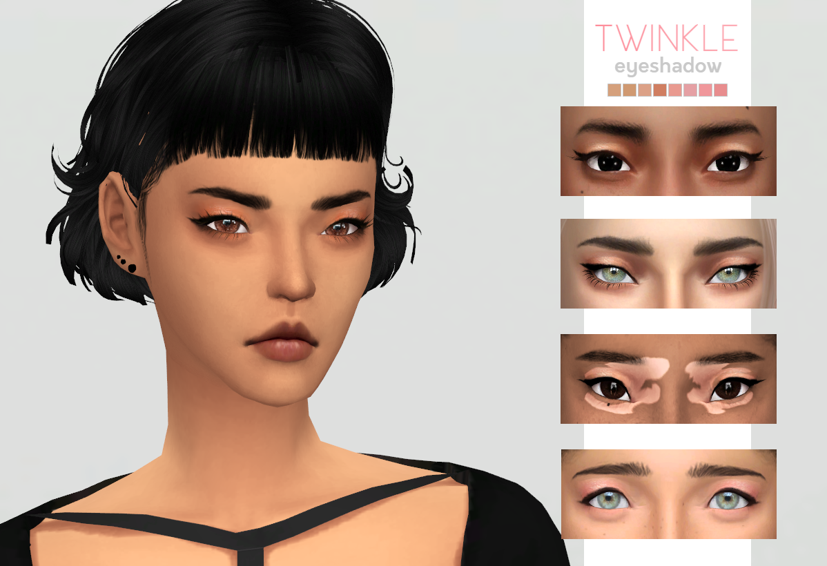 Twinkle Eyeshadow by catsblob