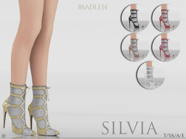 Madlen Silvia Boots by MJ95