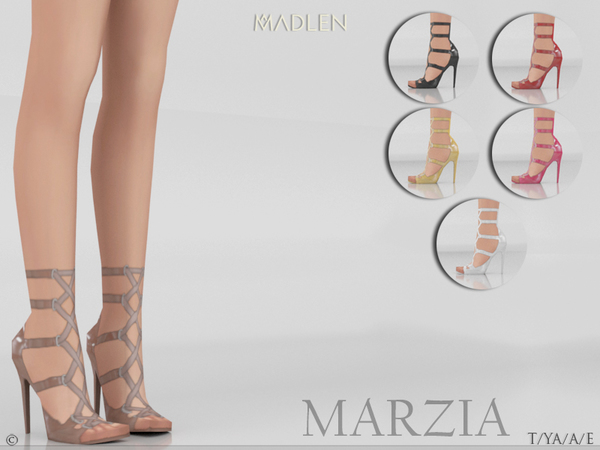 Madlen Marzia Shoes by MJ95