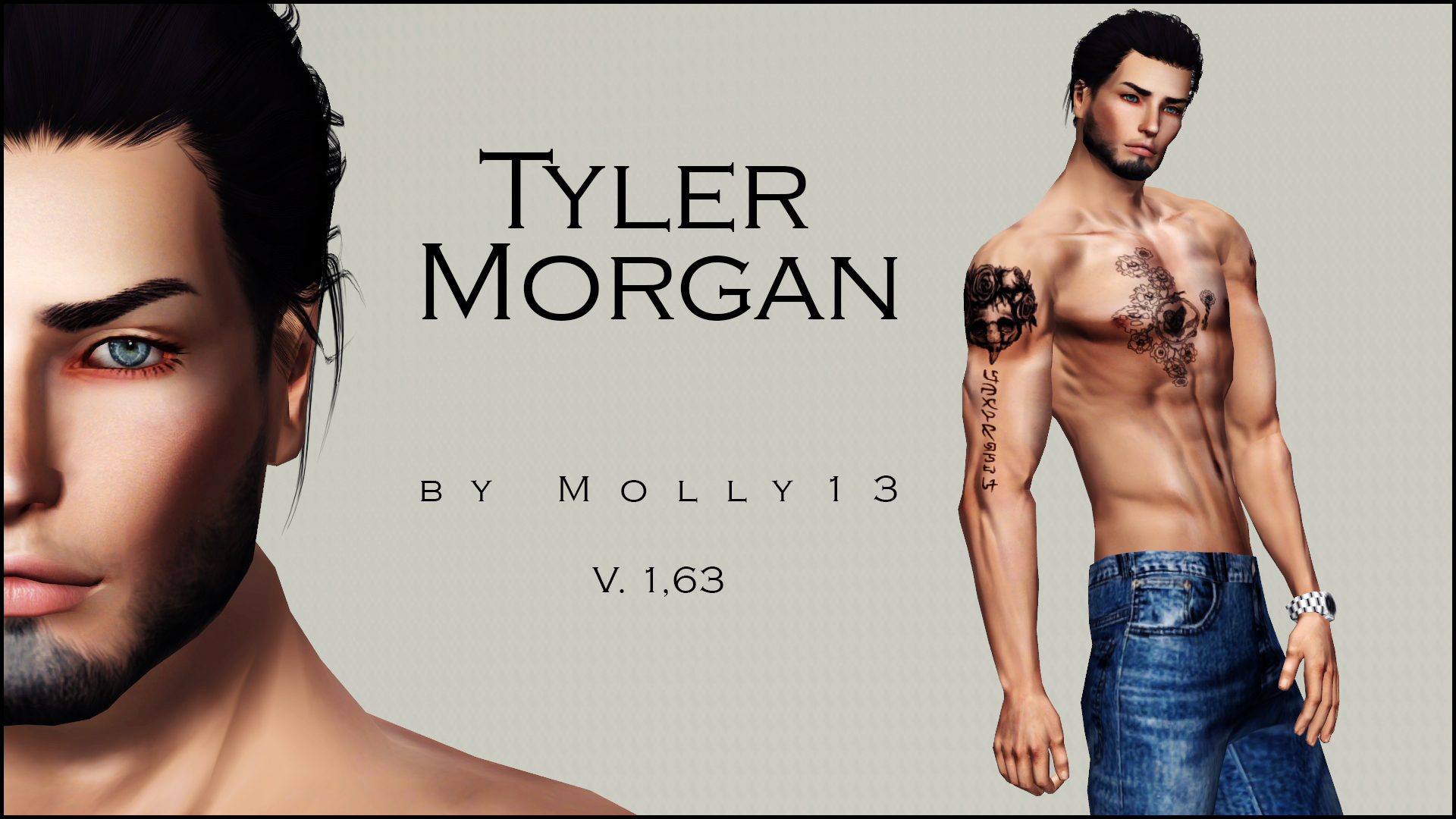 Tyler Morgan by Evi_Nord