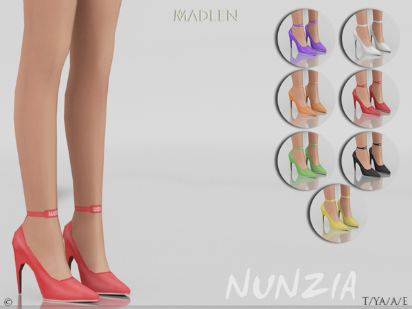 Madlen Nunzia Shoes by MJ95