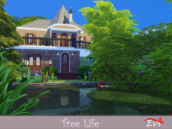 Tree life by evi