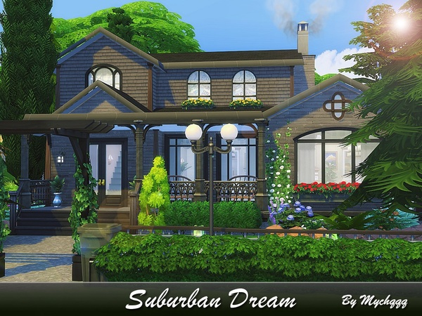 Suburban Dream by MychQQQ