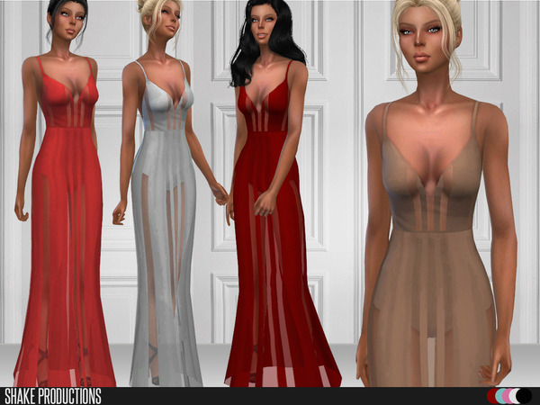 ShakeProductions 92 Gown