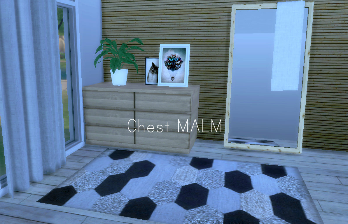 CHEST MALM by Lafleur