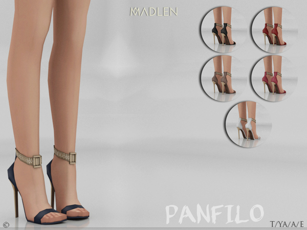 Madlen Pantfilo Shoes by MJ95