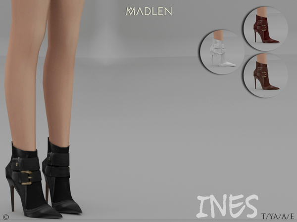 Madlen Ines Boots by MJ95