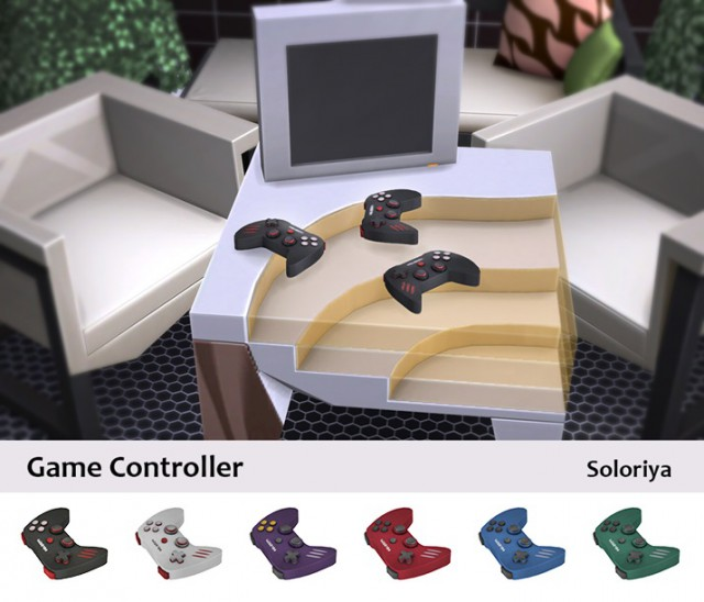Game Controller DECORATIVE by Soloriya