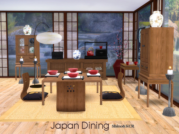 Japan Dining by ShinoKCR