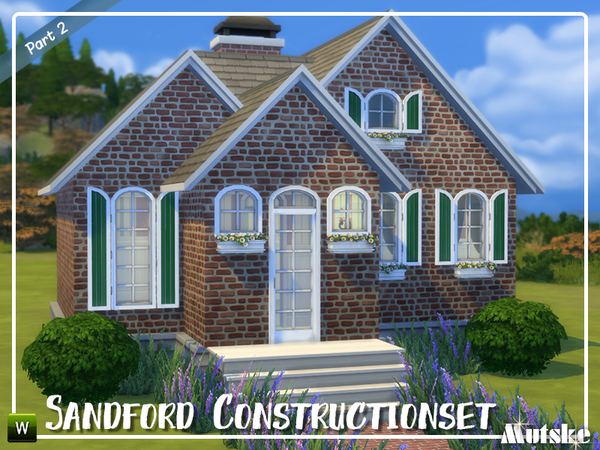 Sandford Constructionset part 2 by mutske