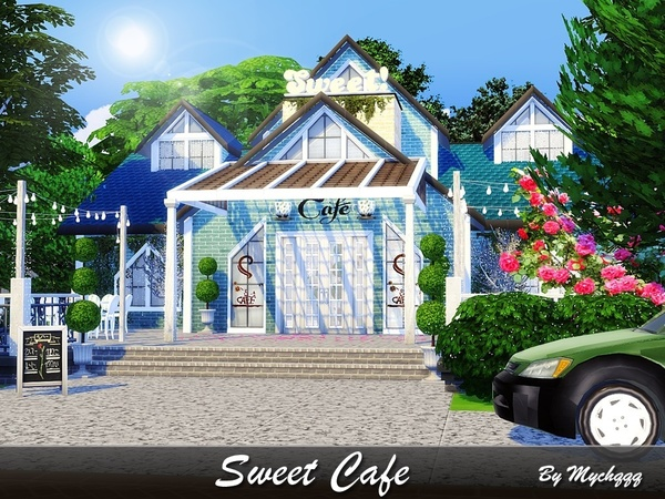 Sweet Cafe by MychQQQ
