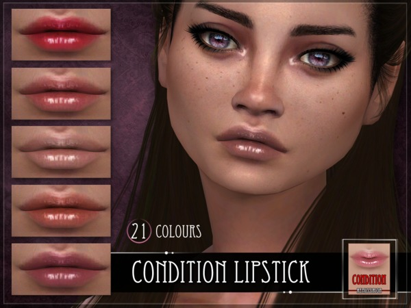 Condition Lipstick by RemusSirion