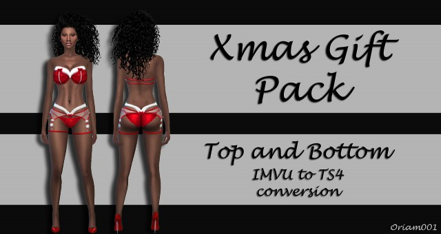 Xmas Gift- Pack by Oriam001