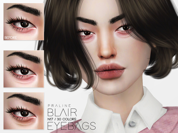 Blair Eyebags N17 by Pralinesims