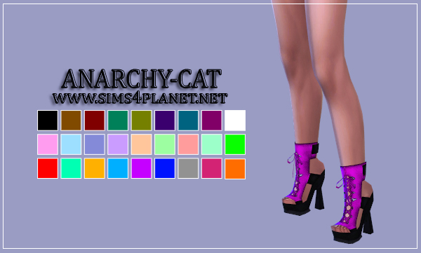 Madlen Sibon Shoes by Anarchy-Cat