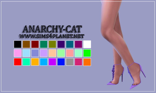 Madlen Buhoma Shoes by Anarchy-Cat