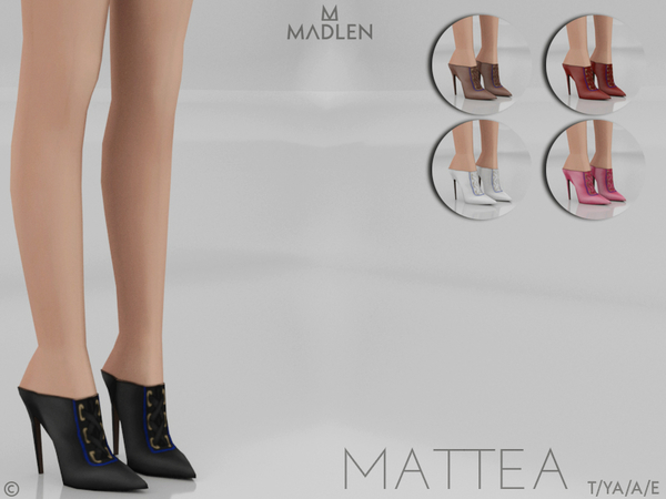 Madlen Mattea Shoes by MJ95