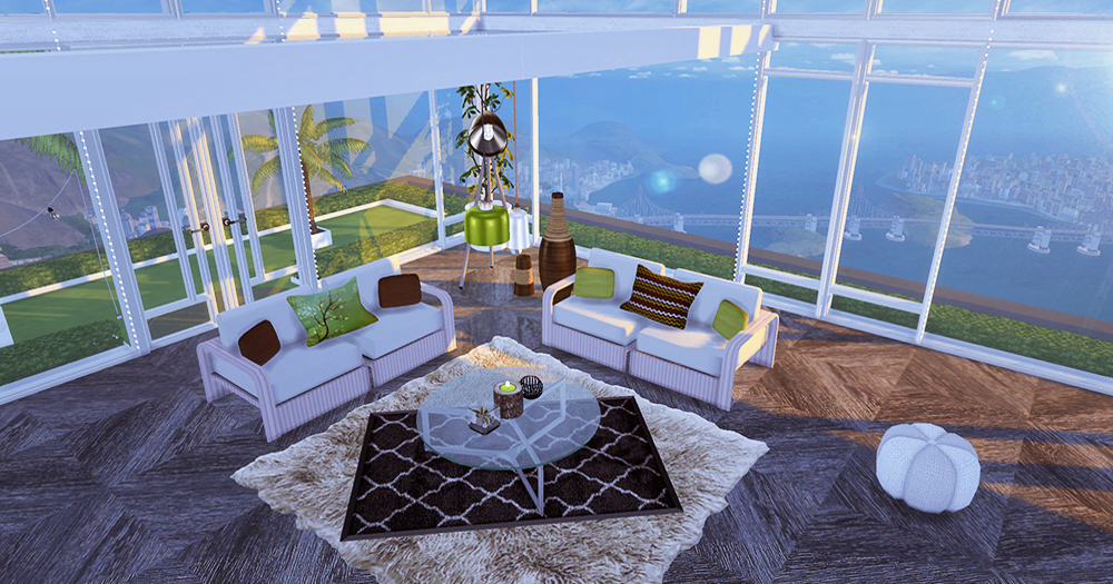 Eco Penthouse by Lorelea