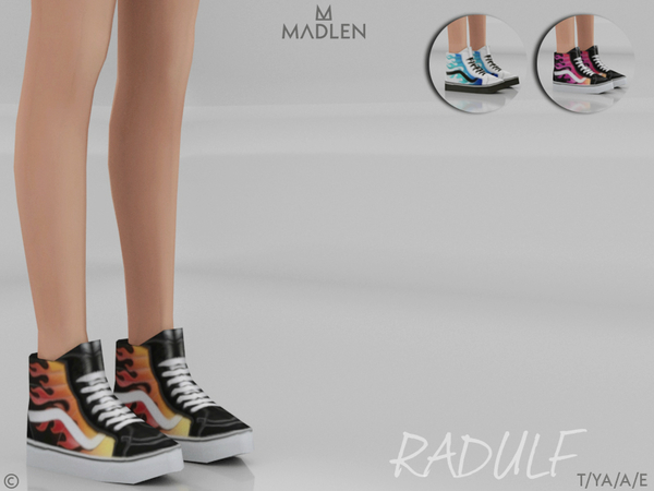 Madlen Radulf Shoes by MJ95