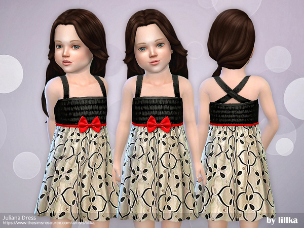 Juliana Dress by lillka
