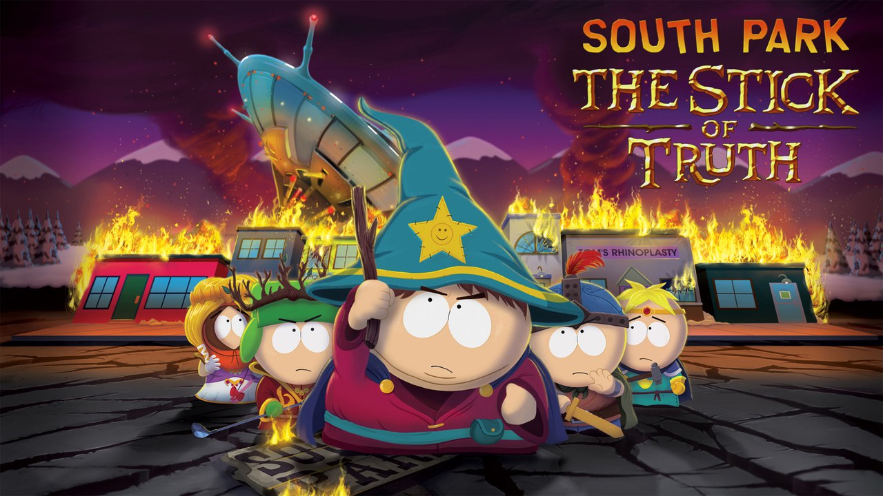 South Park: Stick of Truth #3