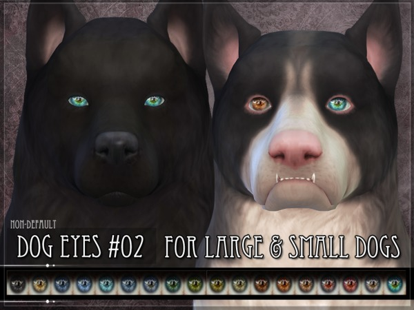 Dog Eyes 02 - SET by RemusSirion