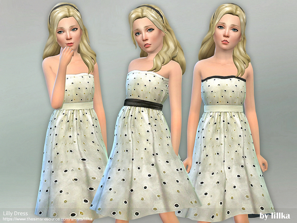 Lilly Dress by lillka