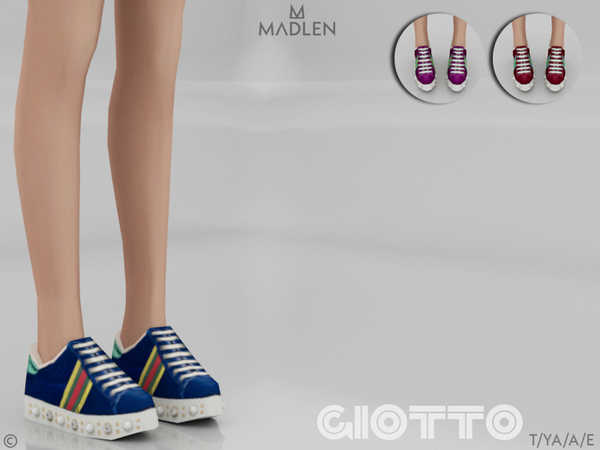 Madlen Giotto Shoes by MJ95