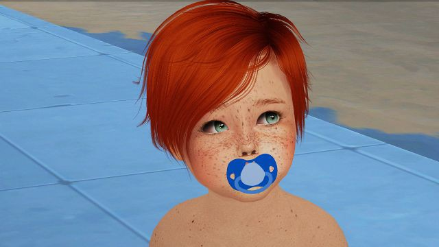 MAY 116 HAIR EDIT TODDLER VERSION by coupurelectrique