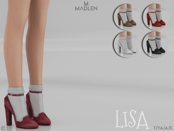 Madlen Lisa Shoes by MJ95