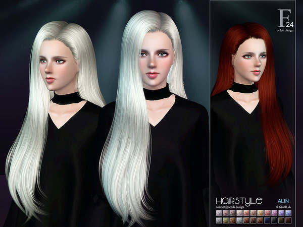 S-Club HAIR TS3--24