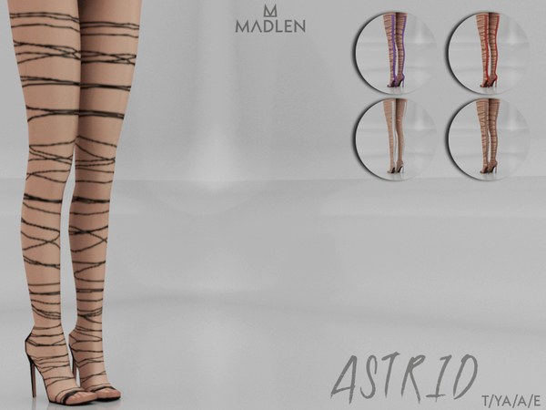 Madlen Astrid Shoes by MJ95