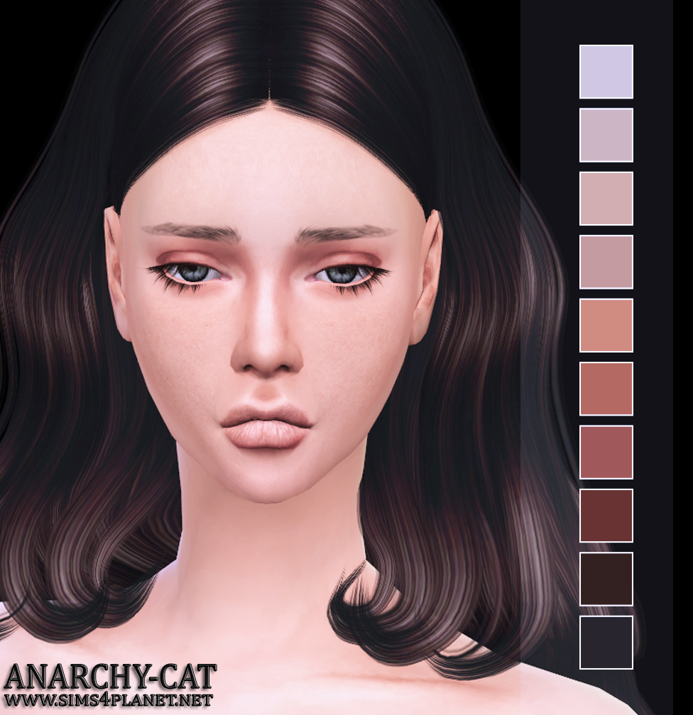 Skin #1 by Anarchy-Cat